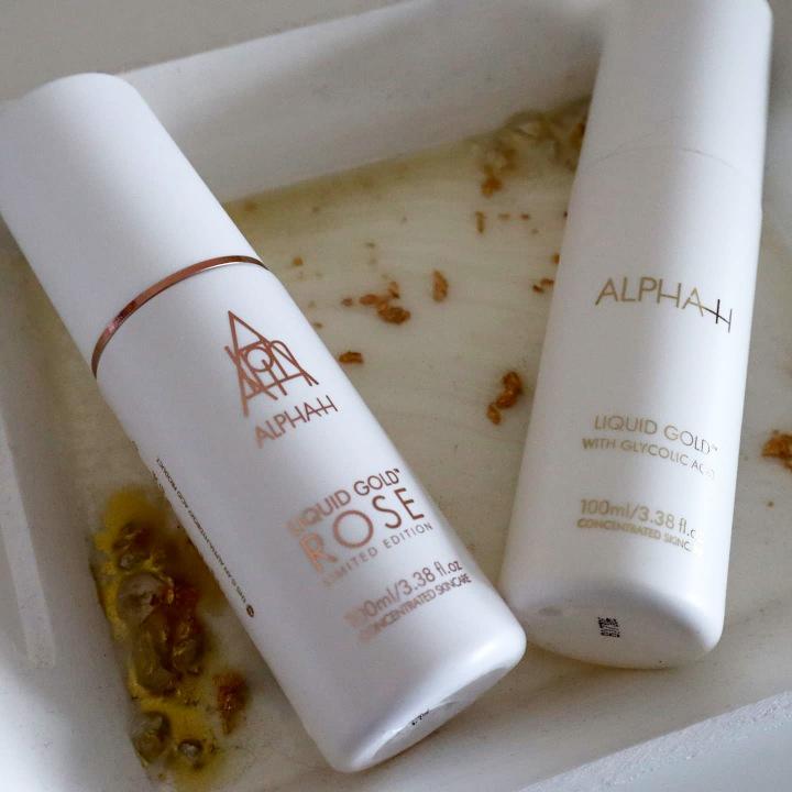 Alpha-H Liquid Gold. What did it do to myskin?!