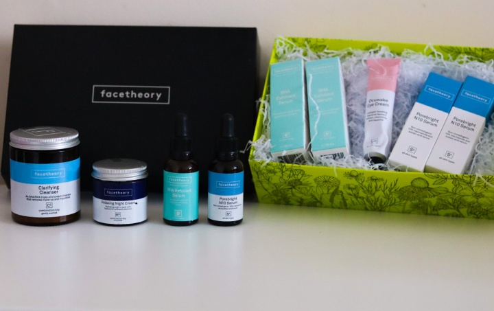 My experience with Facetheoryskincare…